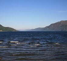 Loch Ness Shoreline by Jonathan Doherty