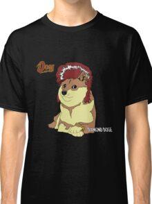 Diamond Doge (sans Comic Sans) Classic T-Shirt