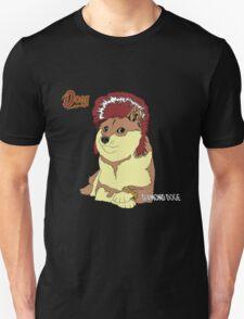 Diamond Doge (sans Comic Sans) Unisex T-Shirt