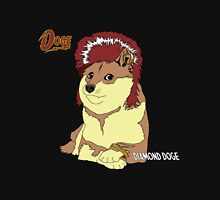 Diamond Doge (sans Comic Sans) Unisex T-Shirt