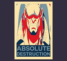 "Akainu ""Absolute Destruction"" Design Unisex T-Shirt"