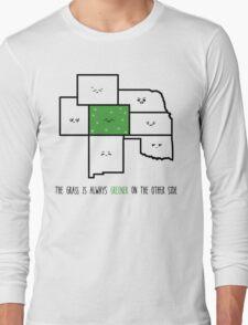 Greener in Colorado Long Sleeve T-Shirt