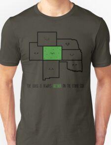 Greener in Colorado Unisex T-Shirt