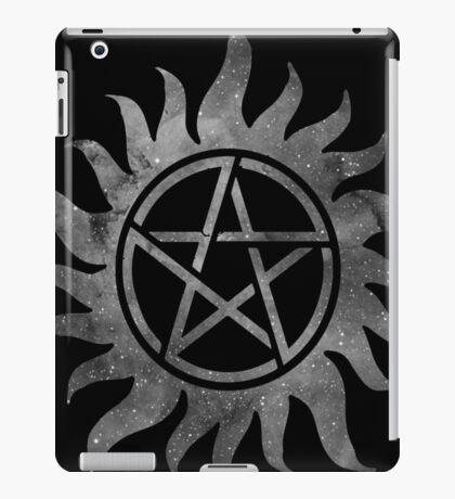 Supernatural Anti-Possession Ghost Print iPad Case/Skin