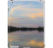 Sunrise on the Cuiaba River iPad Case/Skin