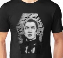 Bela Lugosi as Dracula Unisex T-Shirt