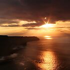 Cliffs of Moher - Co. Clare Ireland by Pascal Lee