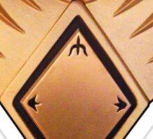 Green Ranger Dragon Shield Sticker