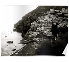 Enclave -Positano,Italia Poster