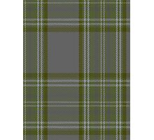 00326 Long Way Down Tartan Photographic Print