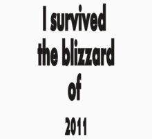 I did survive!!! by Dawn M. Becker
