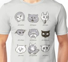 LOLcat Taxonomy Unisex T-Shirt