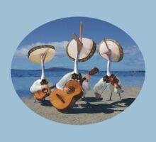 Pelican Mariachi band Kids Tee