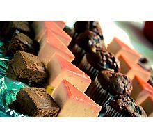 Cakes! Photographic Print