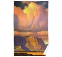 Vermilion Cliffs Poster