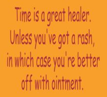 Time is a great healer... by Jdoyle