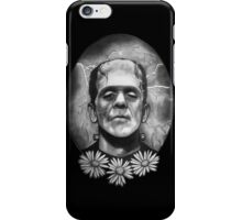 Boris Karloff as Frankenstein's Monster iPhone Case/Skin