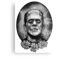 Boris Karloff as Frankenstein's Monster Canvas Print