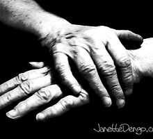 Her Loving Hands ♥ by Janette  Dengo