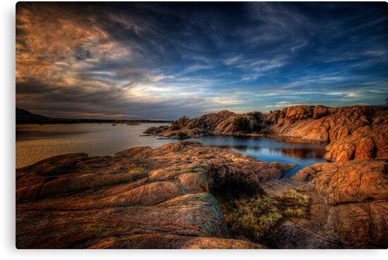 Willow Lake Rock Around by Bob Larson