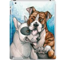 Bull Buddies iPad Case/Skin