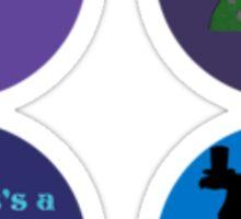 Disney Sticker Set #1 Sticker