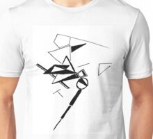An Abstract Stack Unisex T-Shirt