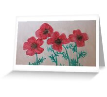 I Will Remember You Greeting Card