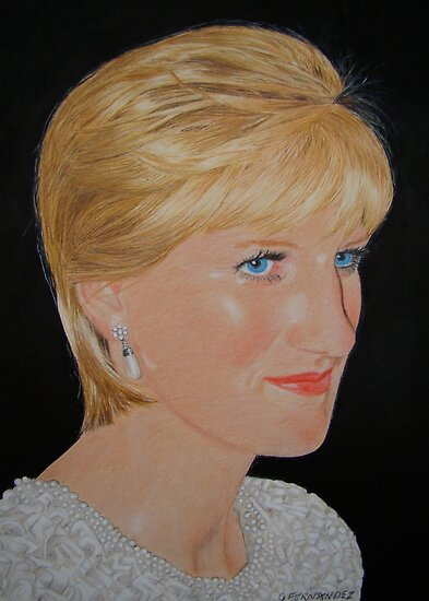 Diana  by Gary Fernandez