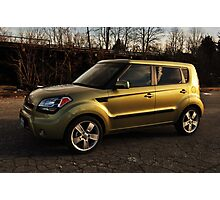 Kia Soul Photographic Print