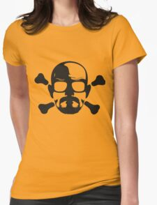 Heisenberg The Cooker Breaking Bad Womens Fitted T-Shirt