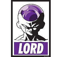 OBEY FRIEZA Photographic Print