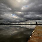 Calm in the the storm by Carl LaCasse