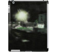 Park Stores at Night iPad Case/Skin