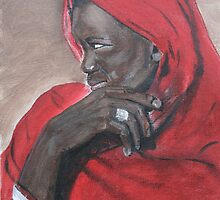 Africa Dreaming - A collection of paintings by Lynda Harris by Lynda Harris