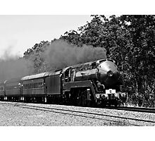 Magnificent Steam Photographic Print