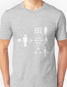 Middle Earth Maths (no text white) T-Shirt