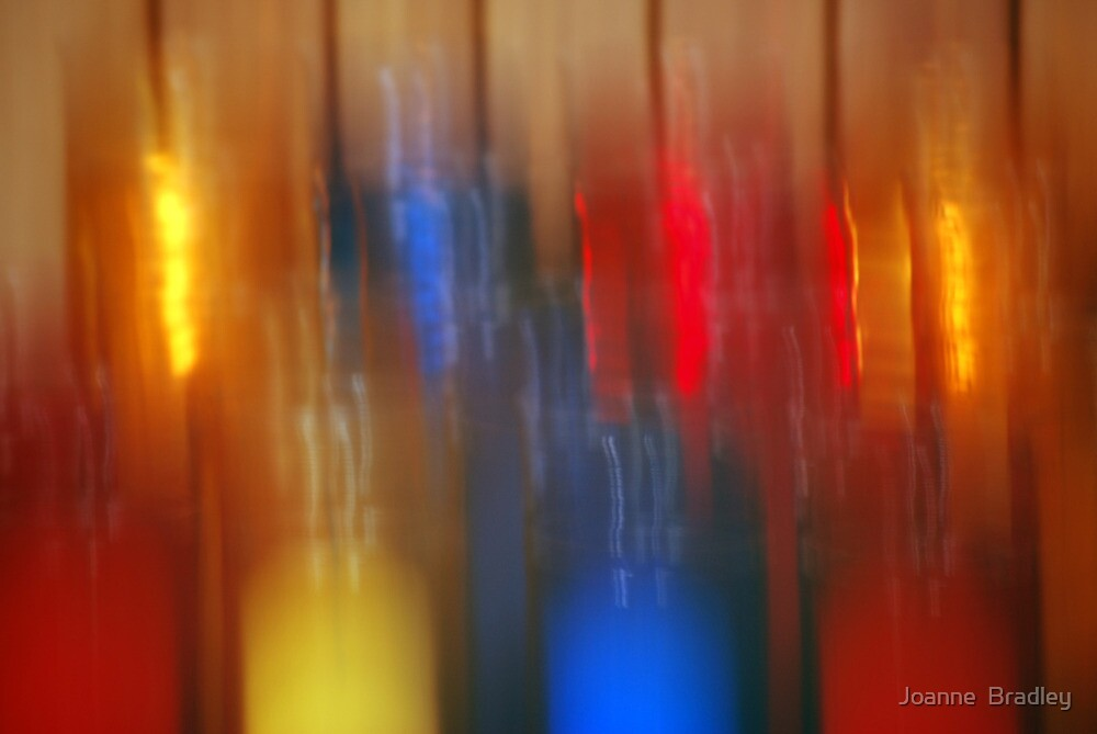 Candlelight Vigil by Joanne  Bradley