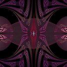 Elliptic Jewel by Jaclyn Hughes