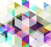 Color Blocking 6 by Mareike Böhmer