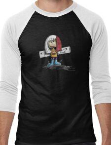 fly girl Men's Baseball ¾ T-Shirt