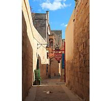 Ancient walls Photographic Print