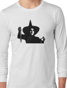 Wizard Of Oz Wicked Witch Long Sleeve T-Shirt