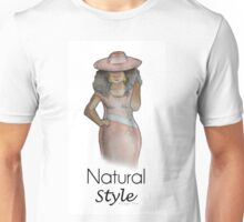 Natural Style Unisex T-Shirt