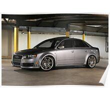 RS4 Audi  Poster