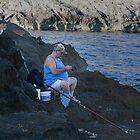 The Fisherman by Christian  Zammit