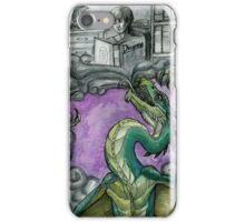 Dragon Book iPhone Case/Skin