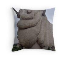 The Big Merino, Goulburn Throw Pillow