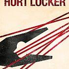 """The Hurt Locker""- minimalist movie poster by J PH"