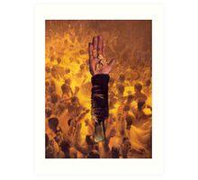 M Blackwell - All Hail... Art Print